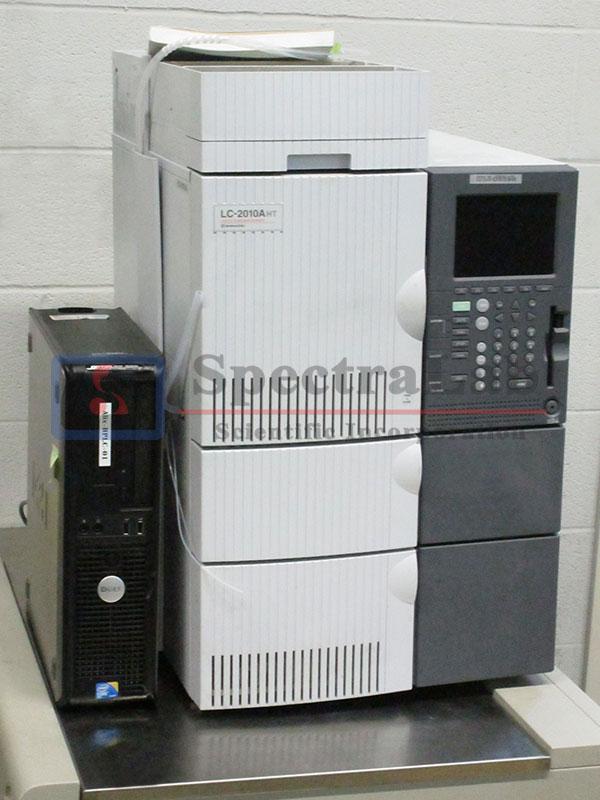 Shimadzu LC-2010A HT Liquid Chromatograph