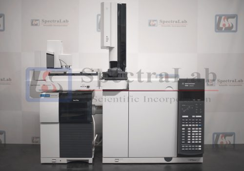 Agilent 5977B GCMSD Inert Plus with 7890B GC System